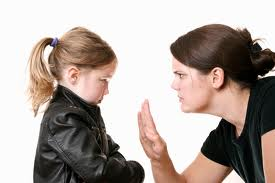 Mom hand up • Stop it