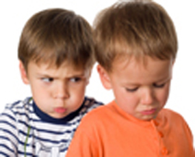 how to stop sibling bickering