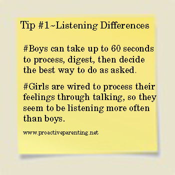 #1 Listening Series