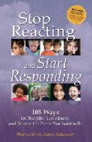 Stop Reacting and Start Responding eBook, epub