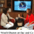 Live TV shot of Proactive Parenting's Sharon Silver interviewed on 'Sacramento and Company' by Melissa Paul.