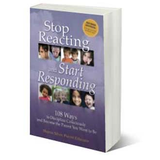 Stop Reacting and Start Responding Cover