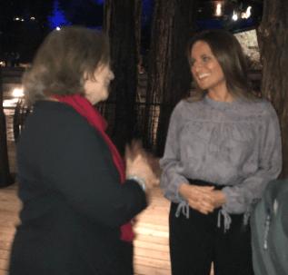 Dr. Shefali and Sharon Silver talking parenting